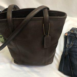 COACH Legacy Lunch Tote vintage 9077 Handbag